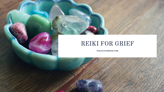 Grief Healing with Reiki